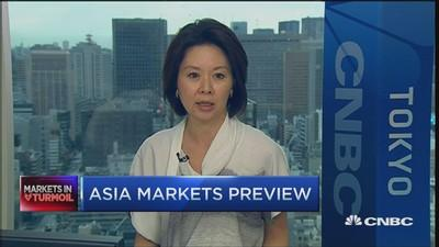 Asia markets: Another 'grim' session?