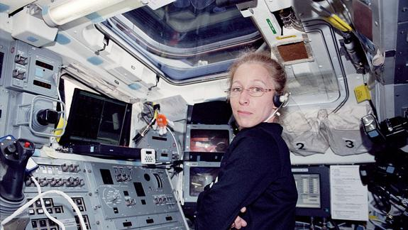 'Interstellar' Actors Sought Space Tips from Real NASA Astronaut
