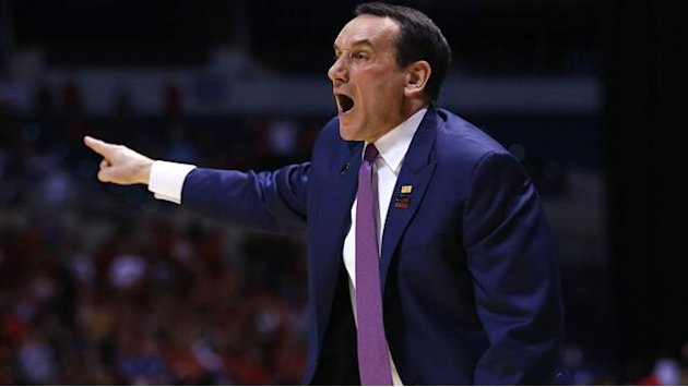 Basketball - Signs point to Krzyzewski staying as Olympic coach