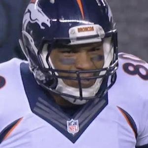 Is Denver Broncos tight end Julius Thomas getting pushed out of Denver?