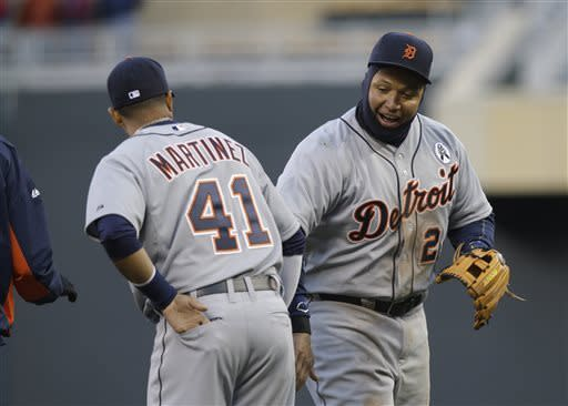 Verlander, Tigers open with cool win over Twins