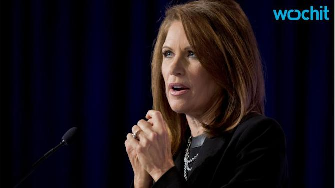 Michele Bachmann Compares Obama to 'deranged' Germanwings Pilot