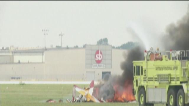 Dayton, Ohio plane crash kills two