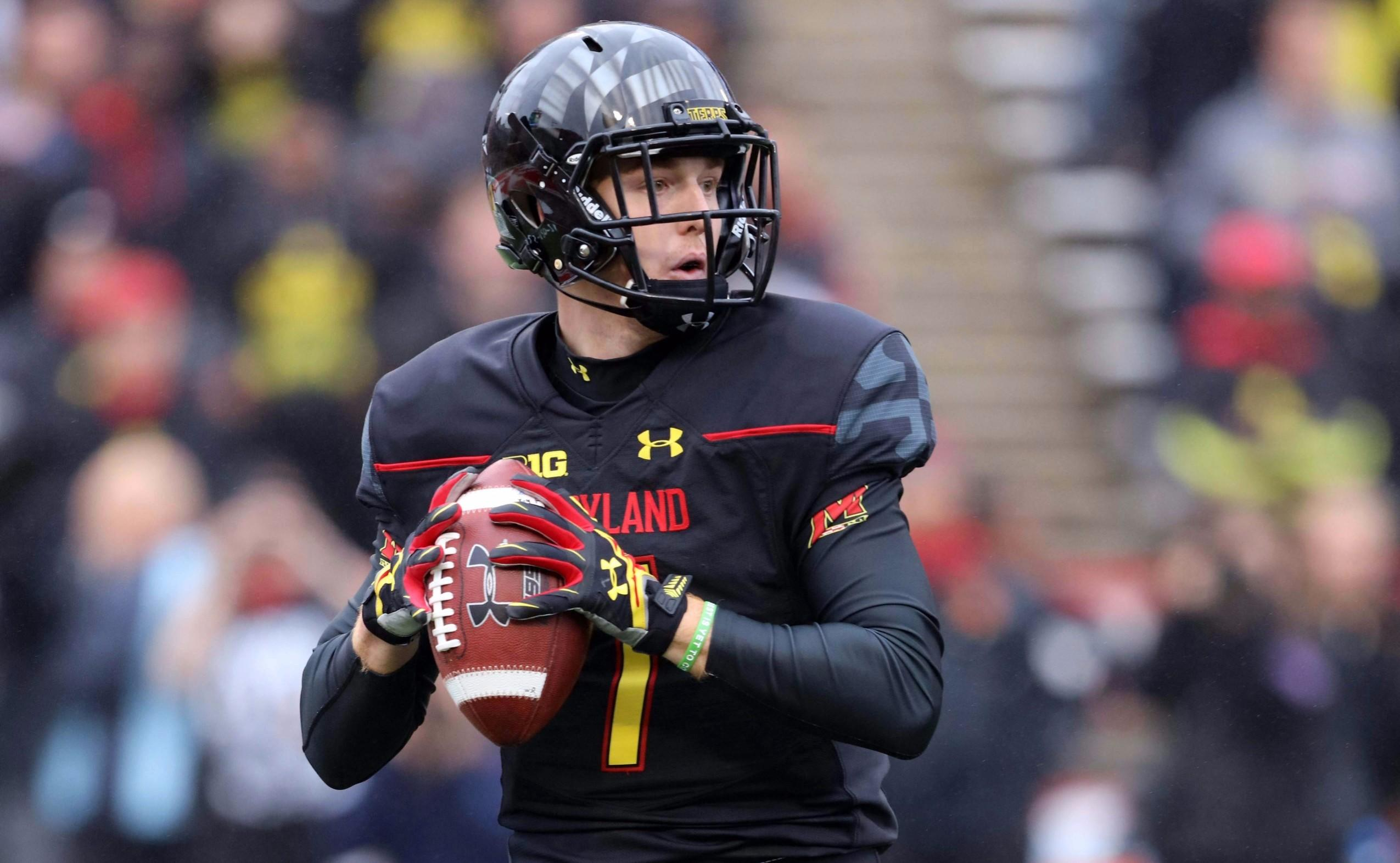 Maryland QB Rowe benched again mid-game vs. Michigan