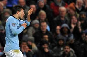 Manchester City boss Mancini blasts referee after Liverpool draw