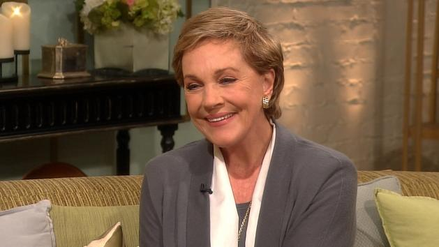 Julie Andrews Unveils A New Adventure For 'The Very Fairy Princess'  -- Access Hollywood