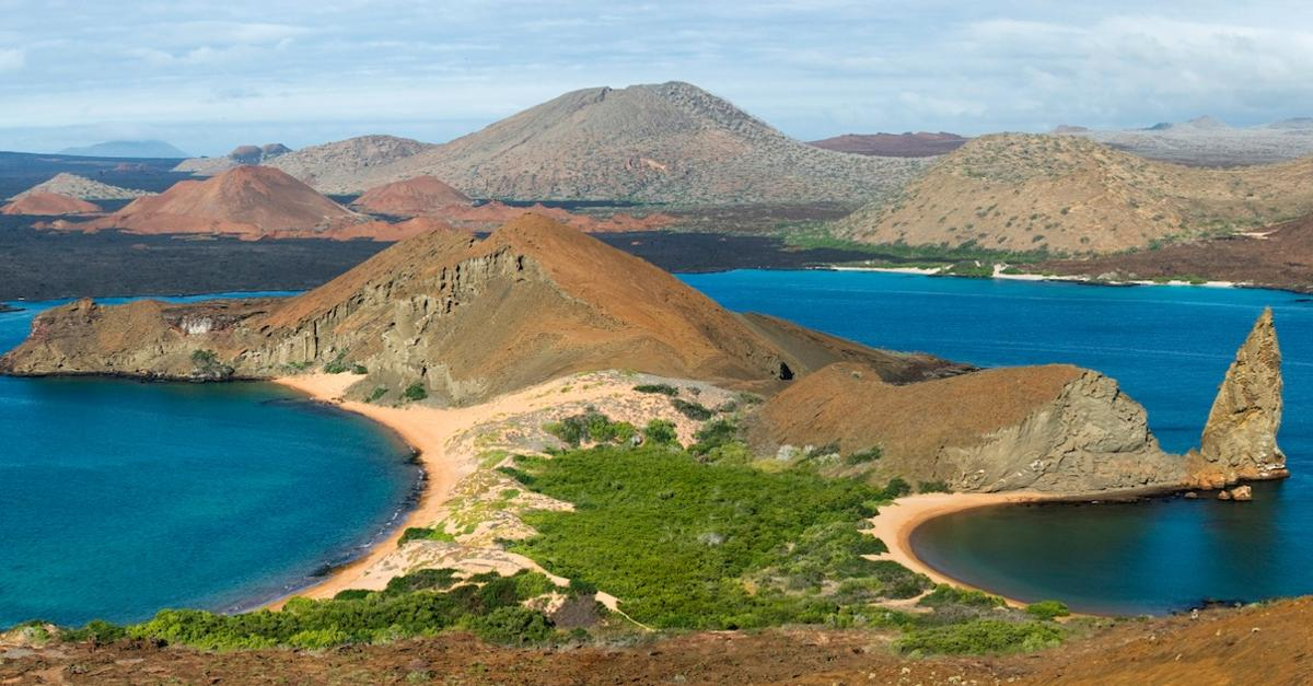 A Wildlife Paradise In The Galapagos