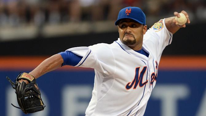 Johan Santana, Orioles agree to minor league deal