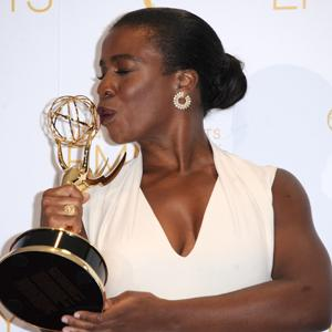 Uzo Aduba's Big Emmy Win
