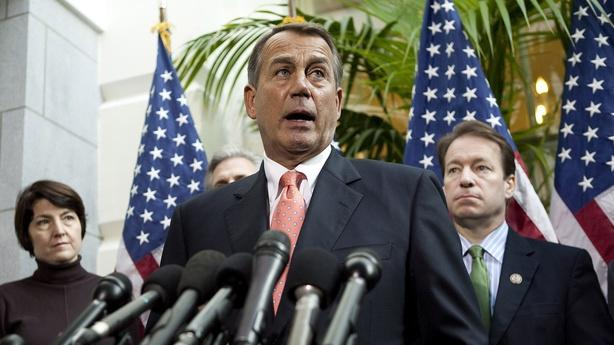 Boehner Has Lost Control of House Republicans, Again