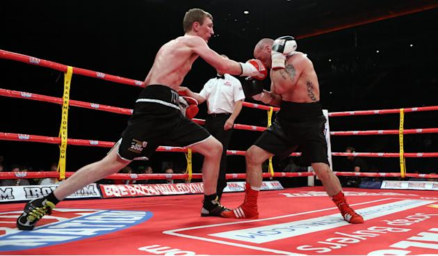 Boxing - Echo Arena