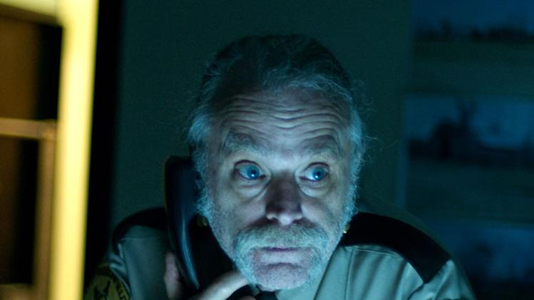 Brad Douriff Halloween II Production Stills Dimension 2009