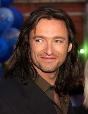 Hugh Jackman at the Hollywood premiere of 20th Century Fox's X2: X-Men United