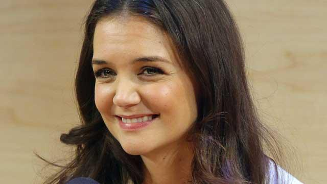 Katie Holmes: 'Finally, I Get to Yell'