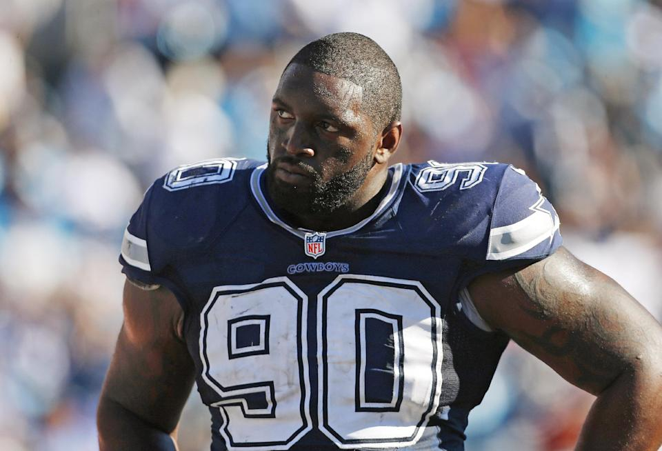 Cowboys release DT Ratliff after failed physical