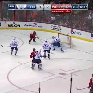 James Reimer Save on Alex Ovechkin (07:46/2nd)