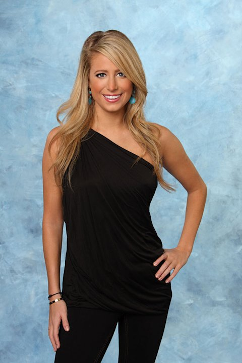 "Samantha, 26, an advertising account manager from Los Angeles, CA, competes on Season 16 of ""The Bachelor."""