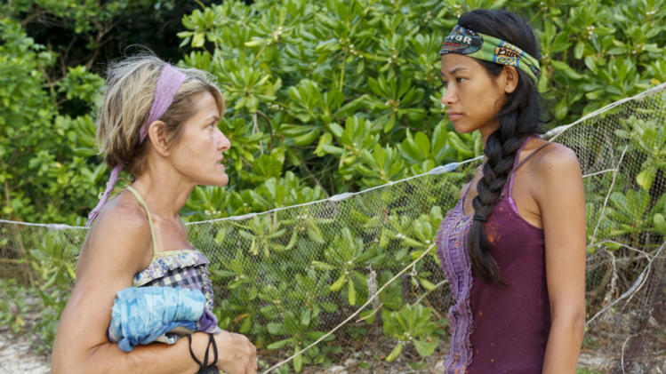 """Survivor: Caramoan - Fans vs. Favorites"" -- ""Come Over to the Dark Side"""