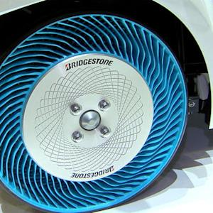 Road to the Future: Airless tires