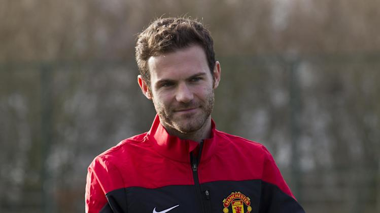 Mata's World Cup hopes revived by United move