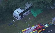 Three Dead After Bestival Coach Crash