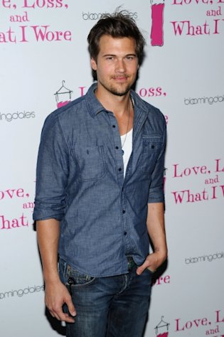 Nick Zano attends the &#39;Love, Loss, and What I Wore&#39; new cast member celebration at 44 1/2 in New York City on July 1, 2010 -- Getty Images