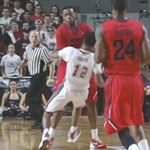 Ouch! Dayton's Kendall Pollard Credited With The Screen Of The Year