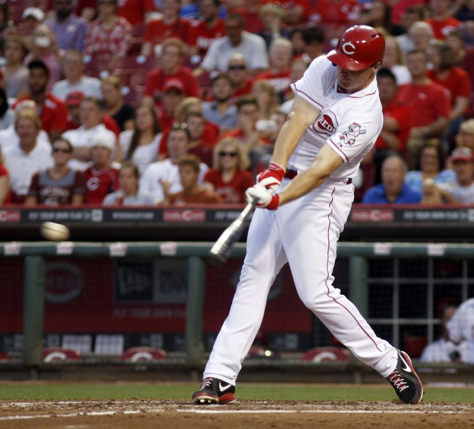 Ludwick gets RBI, Reds beat Diamondbacks 5-3
