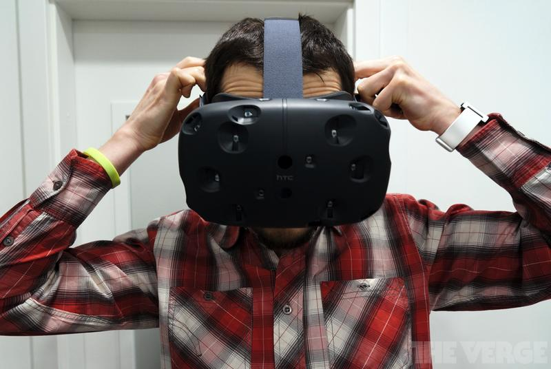 You probably can't get Valve and HTC's VR headset before next year