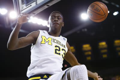 Michigan basketball is going to keep shooting until they forget last season