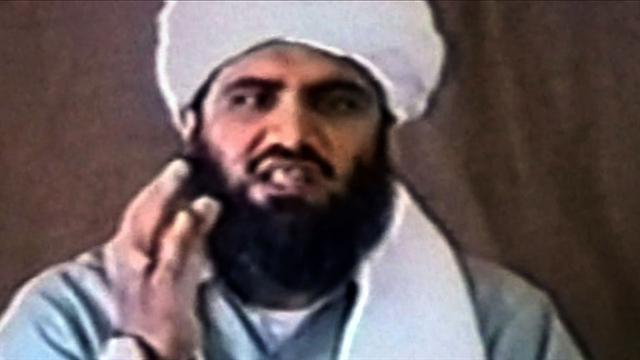 How was bin Laden son-in-law caught?