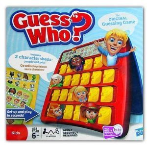 A little girl has written to the makers of Guess Who? about gender inequality in their game. (Amazon.com)
