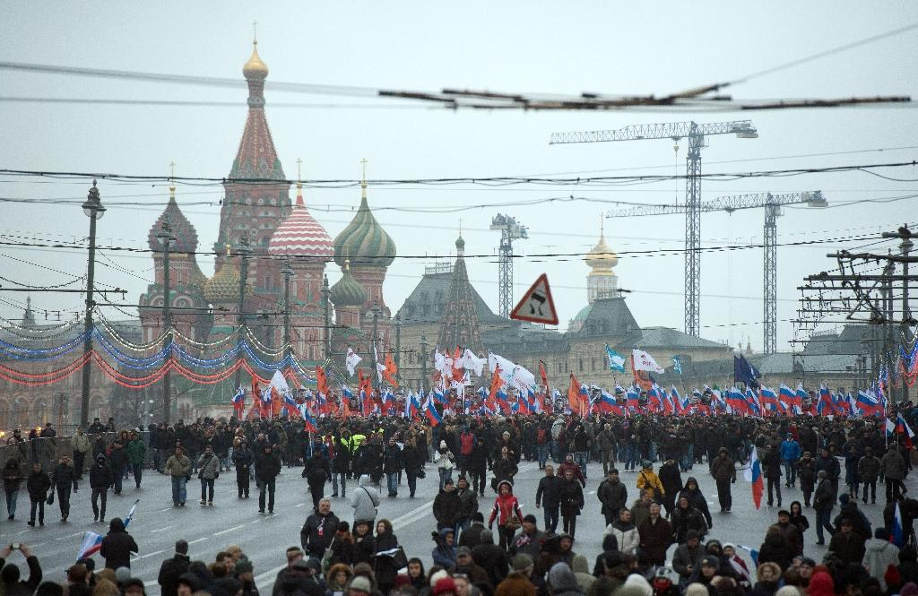 Exile or repression -- Russian opposition faces tough choice