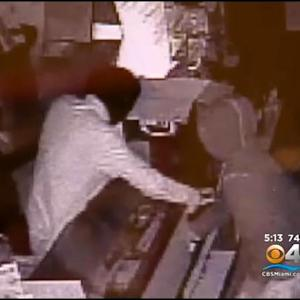 Multiple Smash & Grabs In Broward Have Police On The Hunt