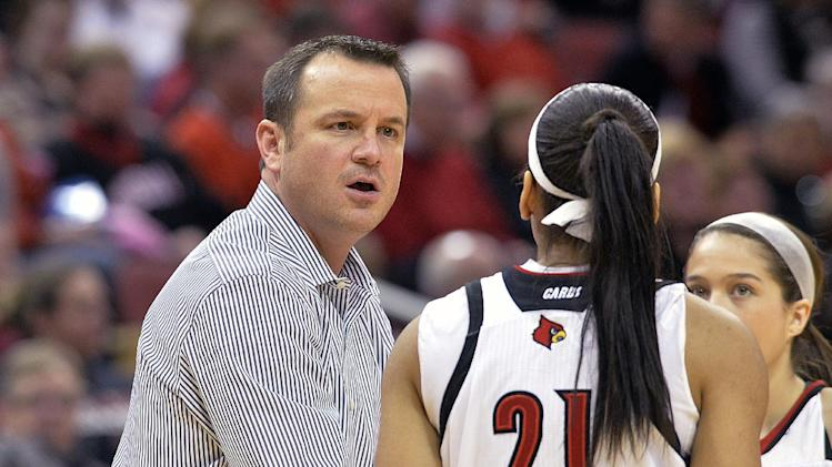 Schimmel lifts Louisville to 88-61 rout of Memphis