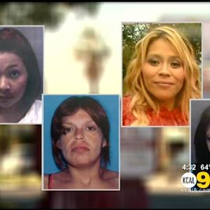Santa Ana Police Investigating Possible Connection In Disappearance Of 4 Women