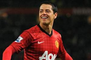 Chicharito's form gives me a terrible dilemma, says Manchester United boss Ferguson