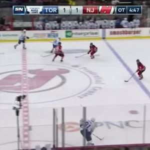 Maple Leafs at Devils / Game Highlights