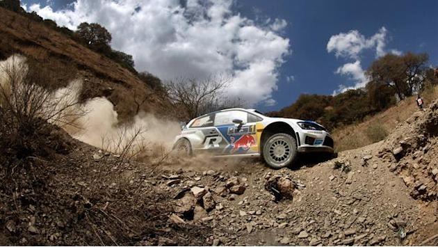 WRC - Ogier's lead grows as drama continues