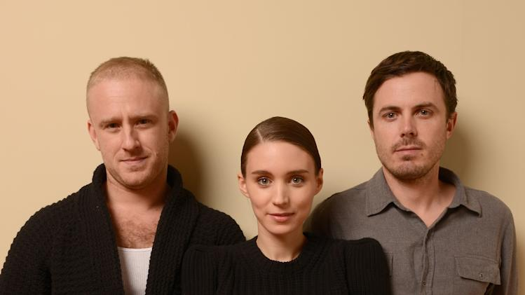 """Ain't Them Bodies Saints"" Portraits - 2013 Sundance Film Festival"