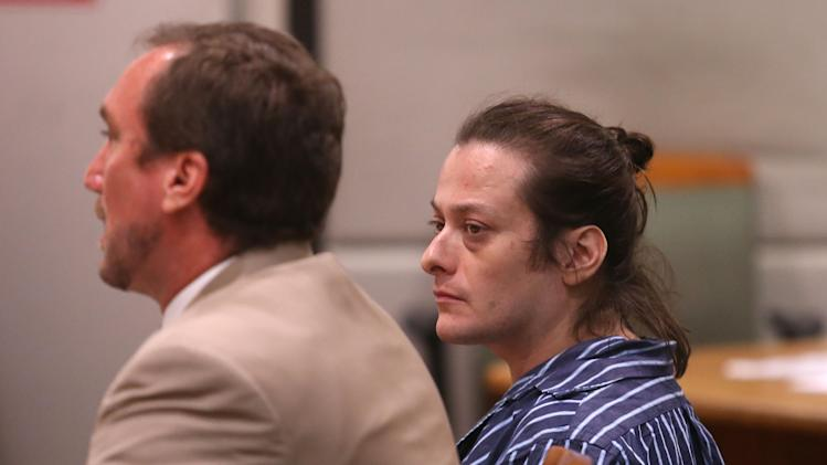 Edward Furlong Court Appearance