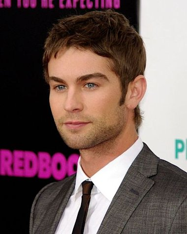 Chace Crawford wants to star in '50 Shades of Grey'