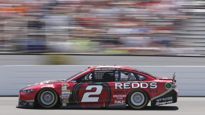 Keselowski made move he thought would win Pocono