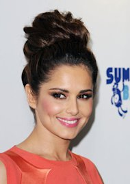 Cheryl Cole recorded a secret rap for her new album, A Million Lights!