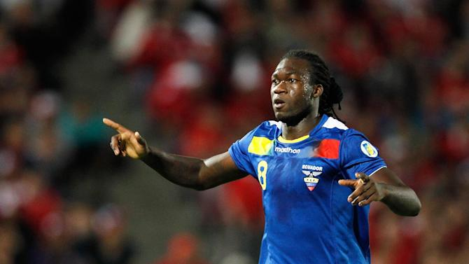 Ecuador offers lots of attacking options at WCup