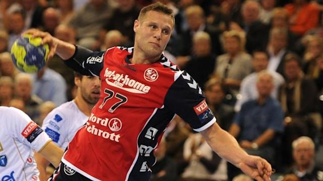 Handball 2012/2013: Michael Knudsen (SG Flensburg-Handewitt)