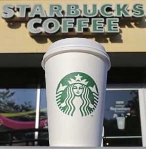 Starbucks cuts outlook as world economy struggles
