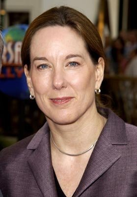 Kathleen Kennedy at the LA premiere of The Bourne Identity