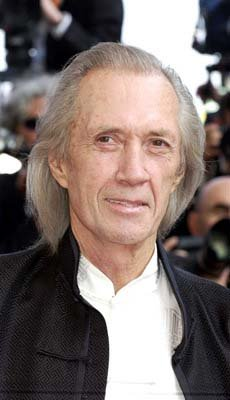 David Carradine Cannes Film Festival 5/19/2003