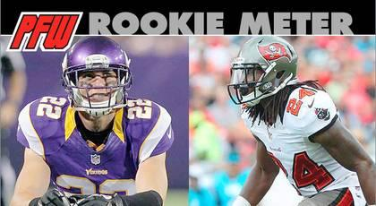 Rookie Meter: Could a rookie DB end the drought?